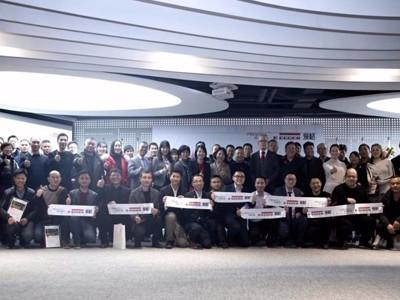 德奥金森媒体:武汉代理商爱格板品牌体验中心成功开幕