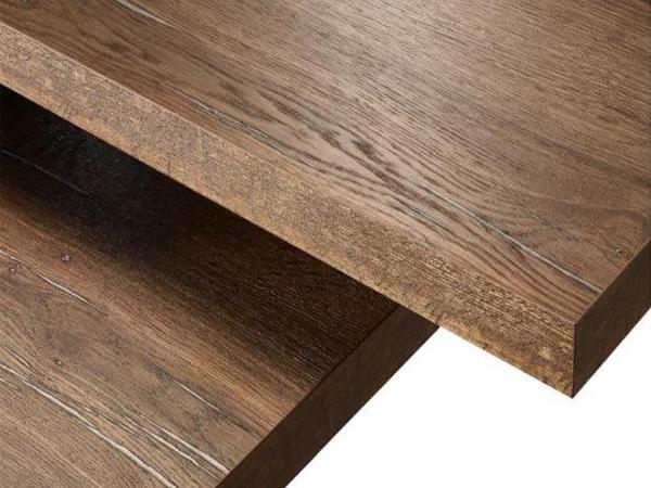木纹直角边台面板